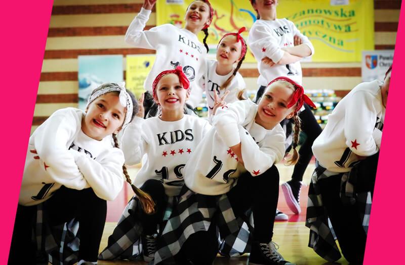 Tańce Szkoła Dla dzieci