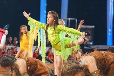 Taniec Nowoczesny Szkoła Tańca